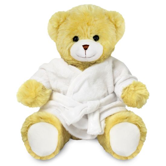 Blank 20cm Elizabeth Bear with Dressing Gown
