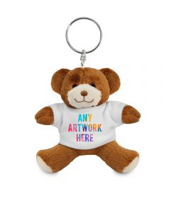 9cm George Key Ring bear