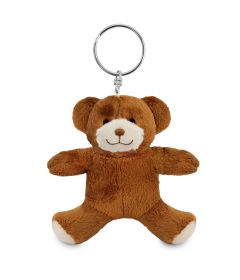 Naked 9cm George Key ring
