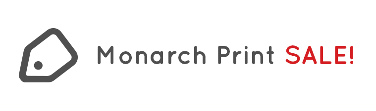 Monarch Print - Sale - Printed Promotional Products