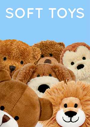 Monarch Print - Printed Promotional Products - Printed Soft Toys